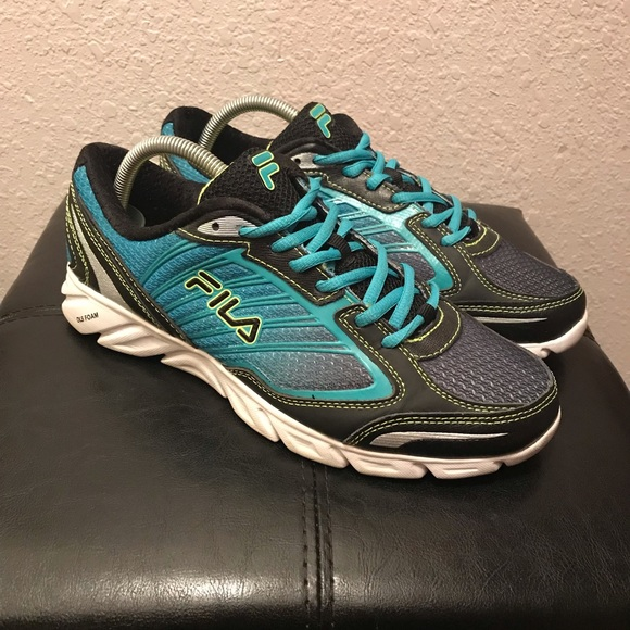 Fila Shoes   Fila Dls Foam Running Shos